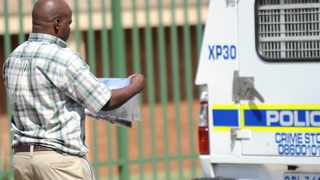 The principal of a Manenberg high school says pupils and teachers are traumatised following a fight during which a pupil was stabbed nine times. File Photo: Independent Newspapers