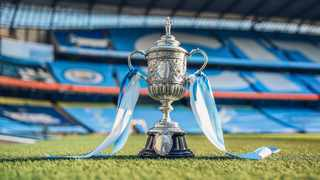 Manchester City owner Sheikh Mansour has bought the first piece of silverware won the club - the Football Association Challenge Cup used from 1896 to 1910. Photo: @ManCity via Twitter