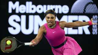 Serena Williams continues her long quest for a record-equalling 24th Grand Slam when the coronavirus-delayed 2021 Australian Open begins on Monday, four years since her last major triumph in Melbourne. Photo: AFP