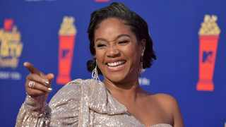 Tiffany Haddish is dating rapper Common. Picture: AP