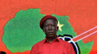 EFF leader Julius Malema File picture: African News Agency (ANA)