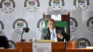Deputy Chief Justice Raymond Zondo. Picture: Itumeleng English/African News Agency(ANA)
