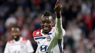 Aston Villa have secured the services of Lyon forward Bertrand Traore, the Premier League club have announced via their Twitter feed. Photo: Laurent Cipriani/AP
