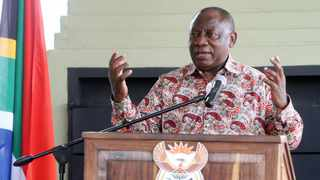 President Cyril Ramaphosa has been asked to give more details on steps the government has taken since May last year to clamp down on corruption. Picture: Jacques Naude/African News Agency (ANA)