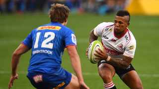 Lions captain Elton Jantjies evades the challenged from Daniel du Plessies of the Stormers during their Preparation Series game at the Cape Town Stadium last month. Photo: Phando Jikelo/African News Agency(ANA)