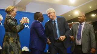 The newly appointed DA premier candidate, Alan Winde says he is looking to focus on job creation and access to housing in the province. Picture: Courtney Africa/African News Agency(ANA)