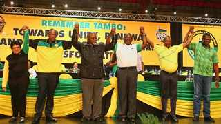 The ANC's top six officials, who include President Cyril Ramaphosa, have vowed to curb excess within the party. File picture: African News Agency (ANA)