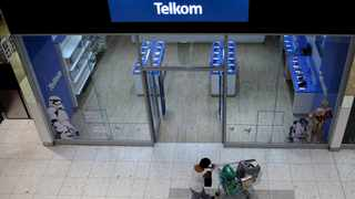 Telkom's share price leapt 2.55 percent to close at R35.76 on the JSE yesterday after it said that it had begun the process of consulting organised labour regarding alternatives to its plan to retrench 3000 workers. Photo: Siphiwe Sibeko/Reuters