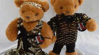 Designer teddy bears under the Lloyd Hotsense label are part of more than 100 teddy bears under the Brave Heart Bears initiative
