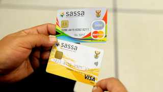 The South African Social Security Agency are ready to pay up grants after changing the system with the new cards. Photo: Nokuthula Mbatha/ANA