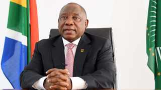 President Cyril Ramaphosa has set performance targets fro his ministers which have been published on the governments website. Picture: Elmond Jiyane/GCIS