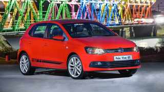 Volkswagen's Polo Vivo took the overall sales lead in January.