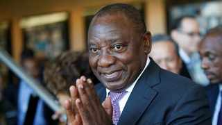 President Cyril Ramaphosa says although the R20 per hour national minimum wage is not a living wage, work is underway to ensure that a living wage is achieved. Picture: Reuters/Rogan Ward/File Photo