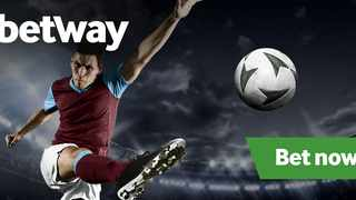 Betway is giving away R25 welcome bonus after the successful registration with FICA approved documents.
