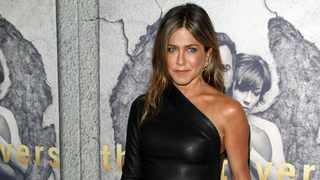 """Jennifer Aniston attends the premiere Of HBO's """"The Leftovers"""" Season 3 at Avalon Hollywood. Picture: Bang Showbiz"""