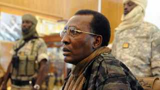 Chadian President Idriss Déby Itno, who has been in power for 30 years, died from injuries sustained while commanding his army in fighting against rebels, a spokesman announced on state television. Picture: Pascal Guyot/ AFP