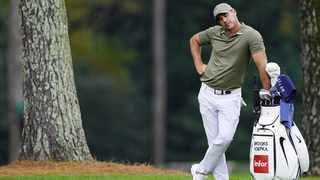 Brooks Koepka of the US waits to hit on the seventeenth hole during the second practice round of the 2020 Masters Tournament at the Augusta National Golf Club in Augusta, Georgia, USA, 10 November 2020. Photo: EPA/Tannen Maury