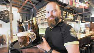 Randolf Jorberg, chairperson of the Long Street Association and owner of Beerhouse, has issued a rallying call to other business owners in the CBD to band together against what he calls extortion, intimidation and racketeering. Picture: Leon Lestrade African News Agency (ANA)