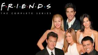 TV series Friends co-stars David Schwimmer, Matt LeBlanc and Matthew Perry exude genuine feelings on screen, but research reveals many men opt out of serious, intimate friendship.