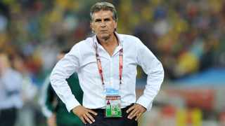 Could Carlos Queiroz be heading back to South Africa to coach Bafana Bafana? Photo: Sabelo Mngoma/BackpagePix