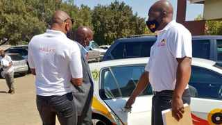 The Hawks arrested Cassius Sebatane Sejake for allegedly failing to follow tender processes in the awarding of tenders to the tune of R5.8 million at the Ratlou Local Municipality. Picture: Twitter