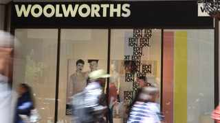 Woolworths (Woolies) traded lower yesterday as the market digested the 2 percent decline in group sales during the first 20 weeks of the financial year. Photograph: Courtney Africa/African News Agency(ANA)