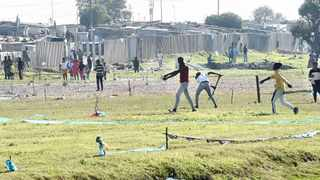 Illegal land occupation in Cape Town is a pressing problem and many occupiers are not be on the housing waiting list, say the writers. File picture: Phando Jikelo/African News Agency