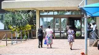 Staff at the eThekwini electricity call centre are refusing to resume their duties amid allegations that management has not sanitised the offices. Picture : Motshwari Mofokeng /African News Agency (ANA)