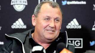All Blacks coach Ian Foster is expected to name his squad on Sunday. Peter Cziborra/Action Images via Reuters
