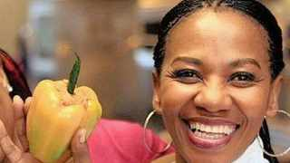 Kitchen Queen Lucia Mthiyane believes beautiful meals can be made from simple, colourful ingredients.