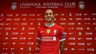 Liverpool confirmed the signing of Thiago Alcantara from Bayern Munich on Friday. Photo: @LFC on twitter