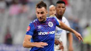 Supersport United will allow Bradley Groberlaar to leave if they receive the right offer. Picture: Ryan Wilkisky/BackpagePix
