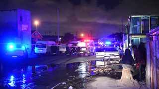 Six people were shot dead while four more were wounded in a shooting in the Western Cape township of Khayelitsha. Phando Jikelo/African News Agency(ANA)