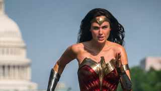 The 35-year-old actress reprises her role as the iconic superhero in 'Wonder Woman 1984'. Picture: Bang Showbiz