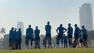 While the usual luxuries on overseas trips aren't available to them in Pakistan, for the Proteas the opportunity to train extensively as a group may prove hugely beneficial. Photo: @OfficialCSA via Twitter