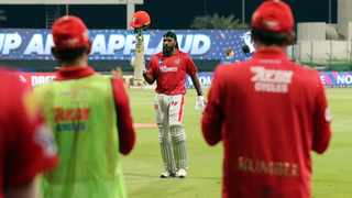 Chris Gayle may have missed out on yet another T20 century on Friday when he was dismissed for 99 but he wrote his name into the history books when he became the first player to smash 1,000 T20 sixes. Photo: @lionsdenkxip via Twitter