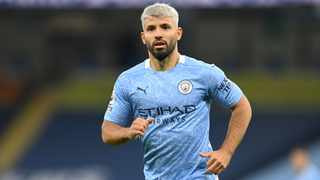 Pep Guardiola said Sergio Aguero (pictured) will not hesitate to apologise to a lineswoman if she is unhappy about the Argentine putting his hand on her shoulder. Photo: Reuters