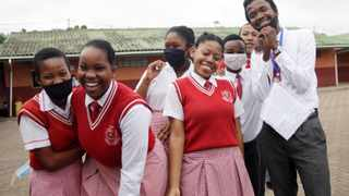 With the end in sight as the matric Class of 2020 enters the final stretch of their school careers, grade 12s are encouraged to double down and give the National Senior Certificate exams their final push.Picture: Bongani Mbatha /African News Agency (ANA)