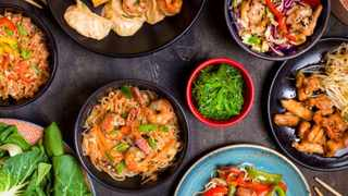 The 10 most popular international cuisines in South Africa. Picture: Supplied