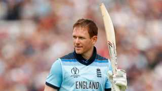 Eoin Morgan says his England team are determined to put on a bit of a show in the Twenty20 international series, which starts at Newlands stadium in Cape Town Friday. Photo: Jason Cairnduff/Reuters.