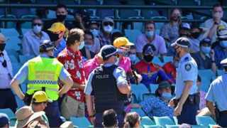 TROUBLE: Police kicked out alleged racists at SCG