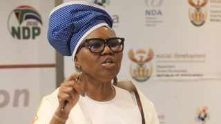 Social Development Minister Lindiwe Zulu. Picture: Jacques Naude/African News Agency(ANA)