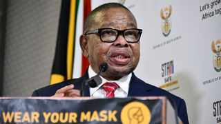 Minister of Higher Education, Science and Innovation Blade Nzimande. Picture: GCIS