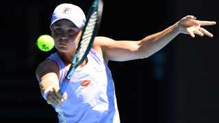World number one Ash Barty's dream of become the first homegrown Australian Open champion since 1978 ended in an extraordinary 1-6 6-3 6-2 quarter-final loss to Karolina Muchova. Photo: William West/AFP
