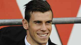 Real Madrid winger Gareth Bale flew to London on Friday to complete his return to Tottenham. Photo: Rebecca Naden
