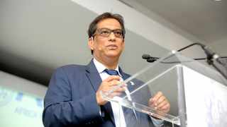 Dr Iqbal Survé, Chairperson of Sekunjalo Investment Holdings. Picture: Nokuthula Mbatha/African News Agency (ANA)
