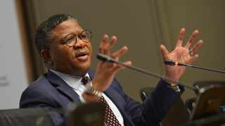 Transport minister Fikile Mbalula. Picture: Courtney Africa/African News Agency(ANA)