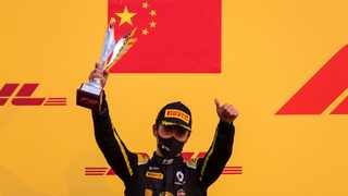 Formula 2 driver Zhou Guanyu is within touching distance of F1. File picture: Sebastian Rozendaal / Dutch Photo Agency via Reuters.