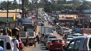 The small town of Nongoma in KwaZulu Natal is situated north of the province, about 300km from Durban. Picture: Doctor Ngcobo/African News Agency (ANA)