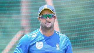 Proteas boss Mark Boucher said he welcomed the series against England after a bruising winter during which Covid-19 and boardroom battles dominated the headlines. Picture: Christiaan Kotze/BackpagePix.